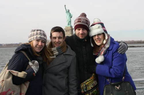 New York with Vick and Alex