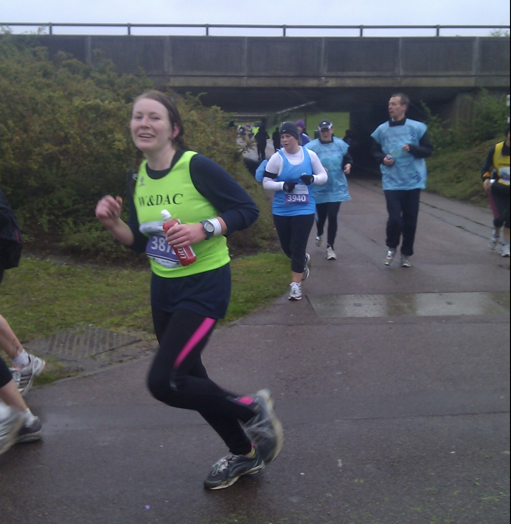 Milton Keynes marathon 2012