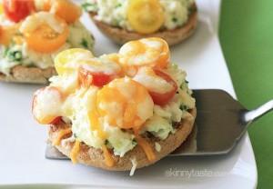 Egg and tomato Breakfast Melt