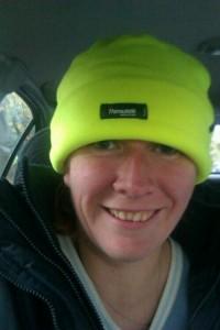 Flourescent hat