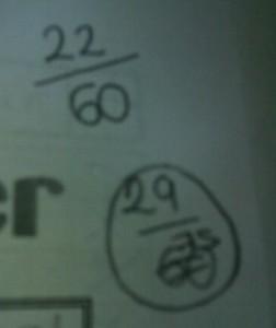 Pub quiz score