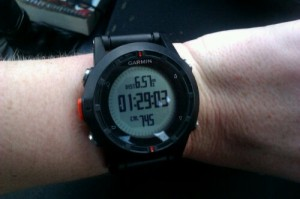 Trail run time