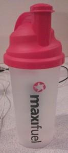 Maxifuel water bottle