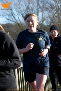 Me at Peterborough Parkrun