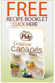 Pidy recipes