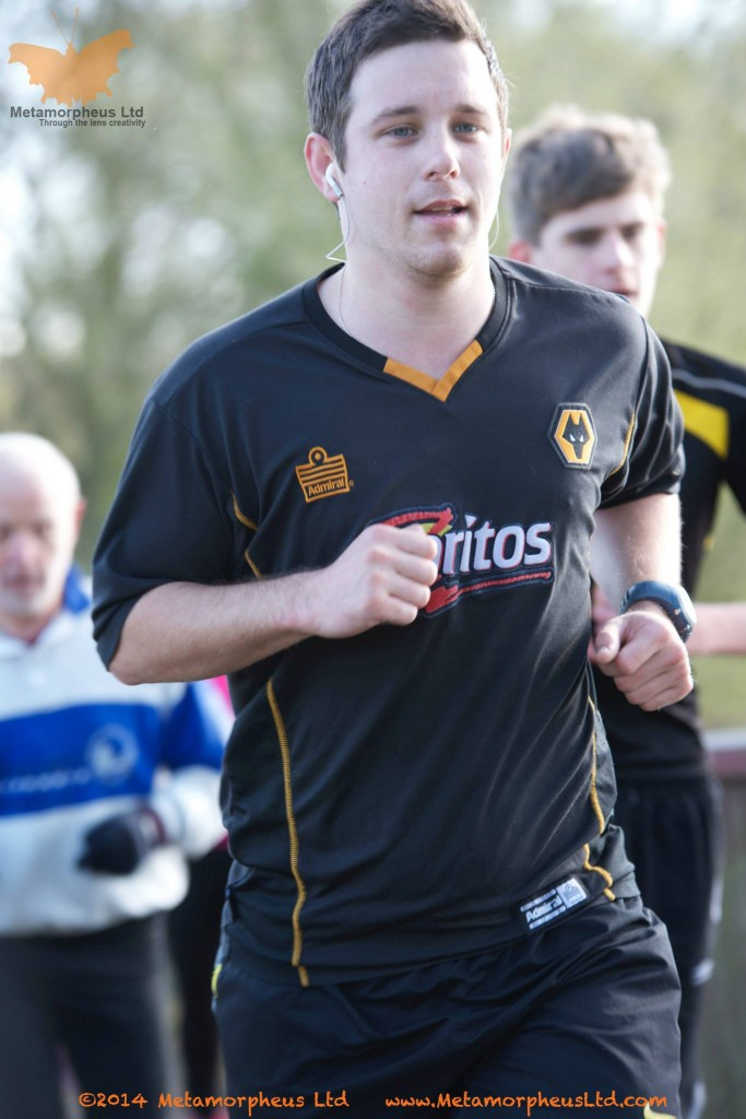 Dan Peterborough Parkrun