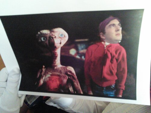 Nick and ET
