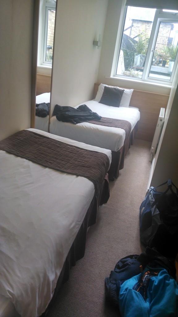VLM hotel