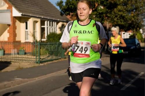 Mablethorpe marathon