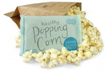Graze popcorn