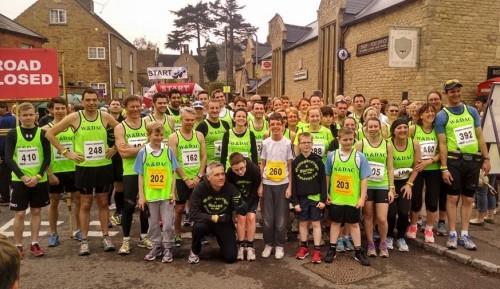 stanwick 10k runners