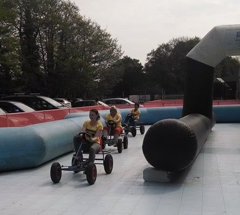 Hen do Go-Karting