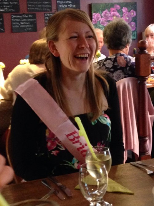 My Hen do - Q's, Fakenham