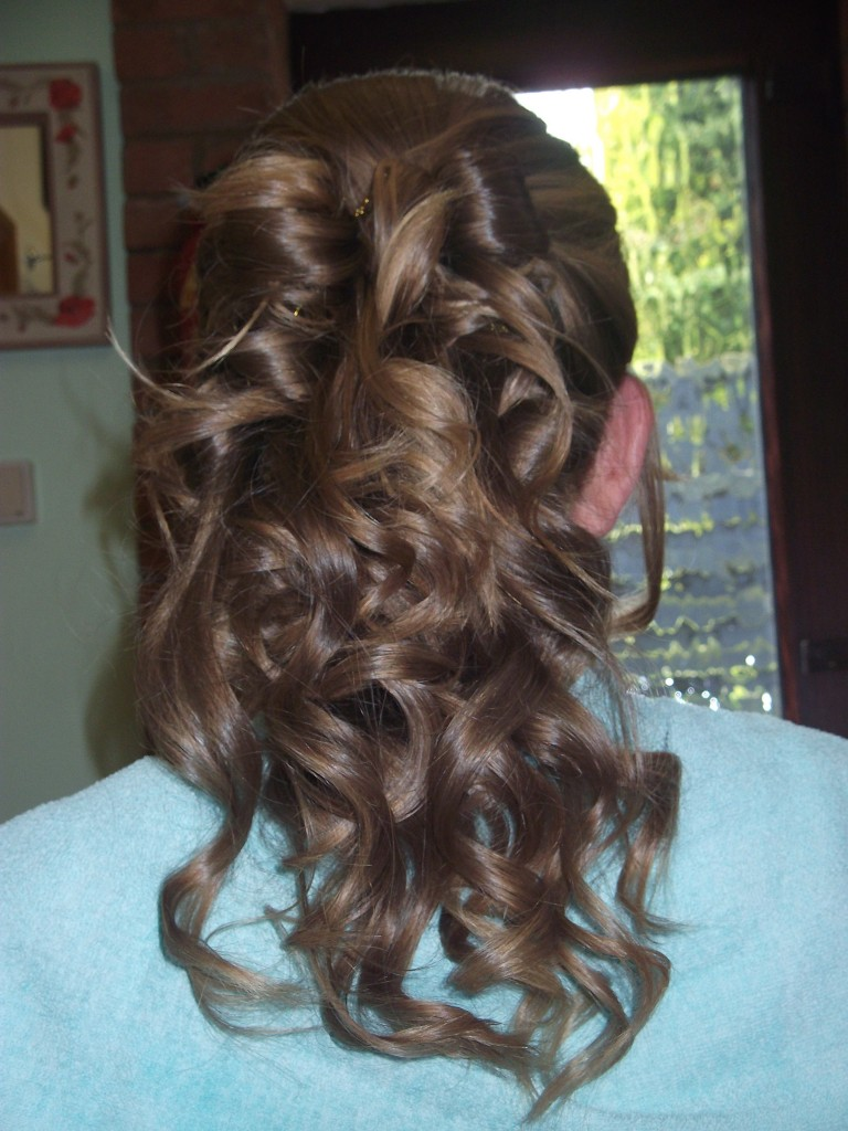 Potential wedding up do
