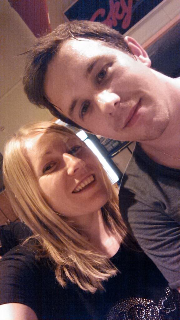 Dan and Me at Go Kidz Go