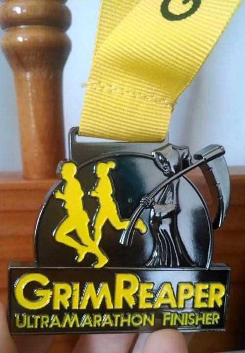 Grim Reaper 70 medal