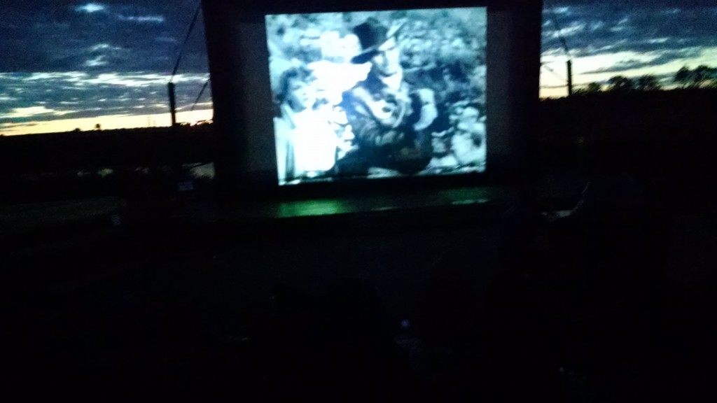 Indiana Jones and the Raiders of the Lost Ark at Stanwick Lakes