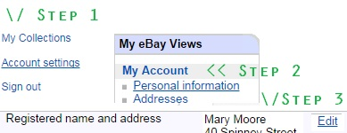 ebay name change