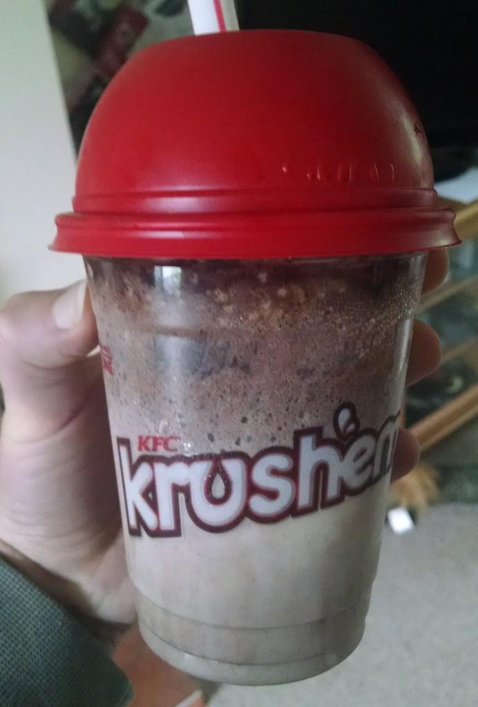 KFC Malteser Krushem