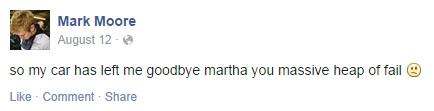 Mark Status