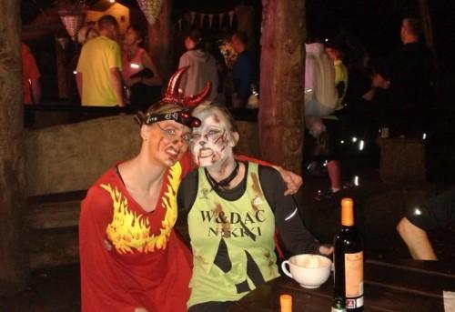 Halloween club run