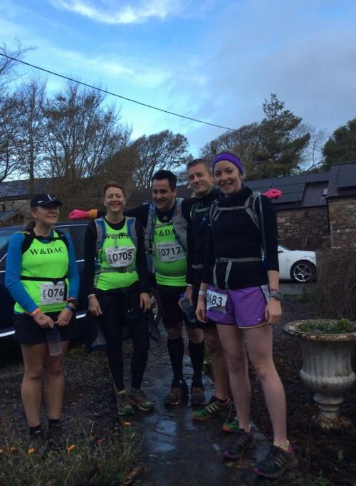 Gower marathon crew