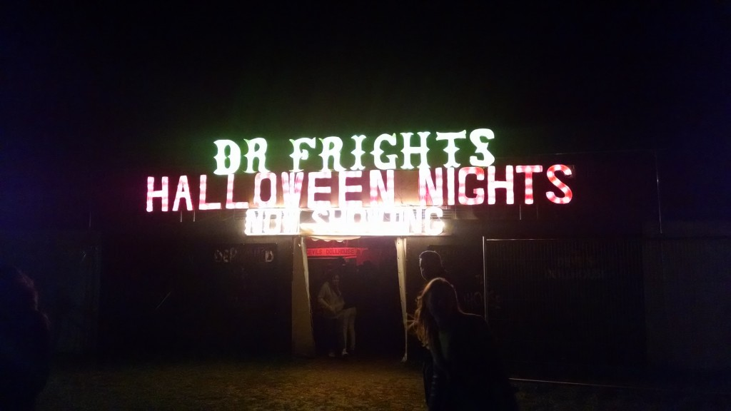 Dr Frights Halloween Nights