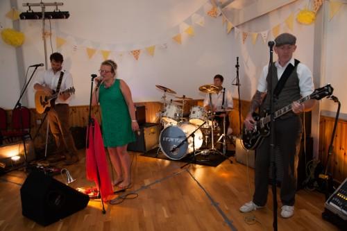 The Yow Yows - wedding band