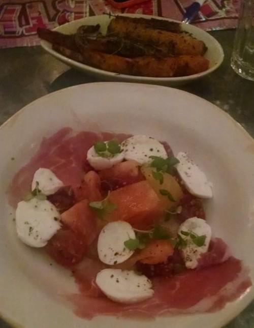 Jamie Oliver's salad