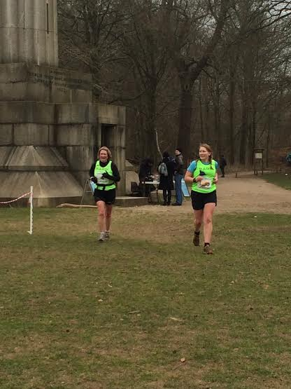 Ashridge Boundary run