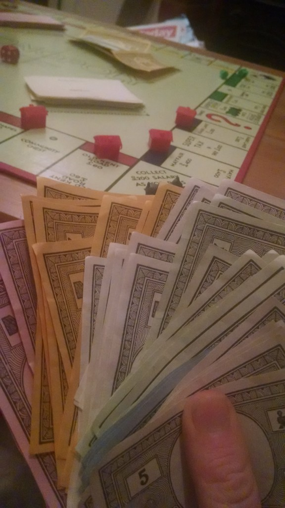 Winning at Monopoly