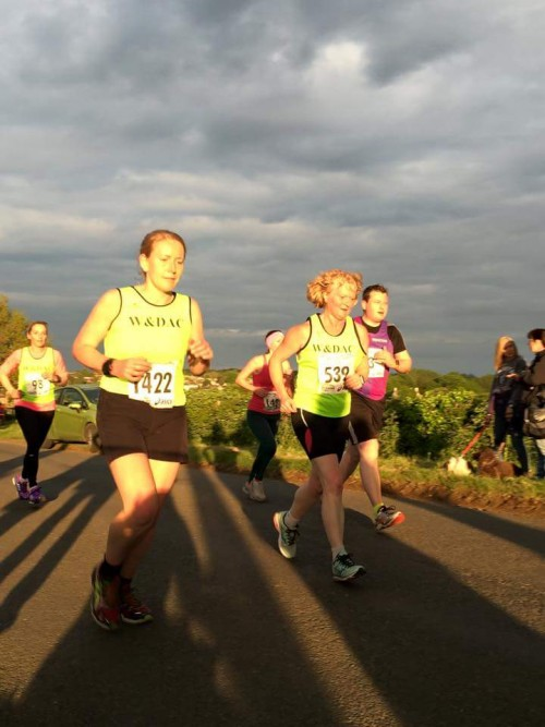 Blisworth 5 mile top of the hill