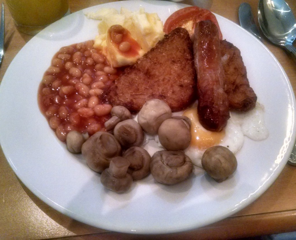 Fry up for breakfast