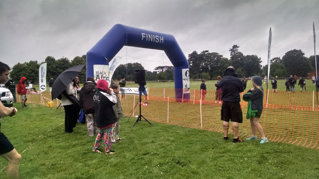 Coombe Abbey running festival start line Go Beyond