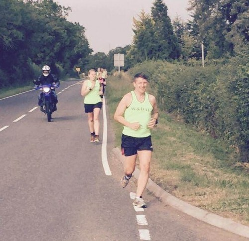 Wellingborough 5 mile road race