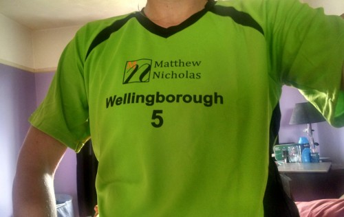 Wellingborough 5 t-shirt