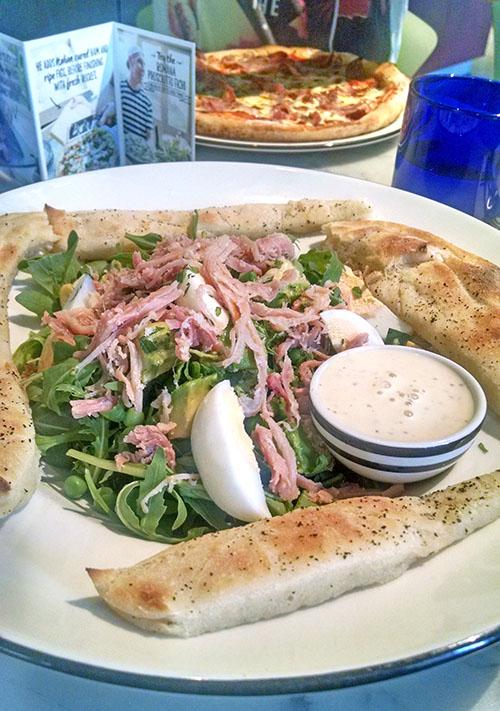 Pizza Express salad - Prima Vera
