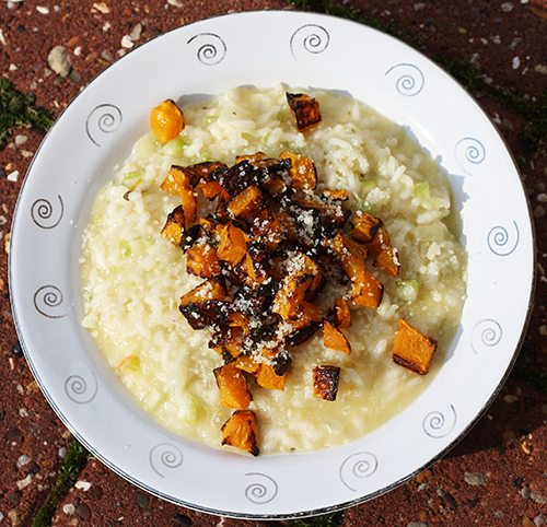 Sage and Butternut Squash Risotto (Hello Fresh)