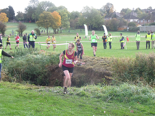 3CXC mud: Wellingborough