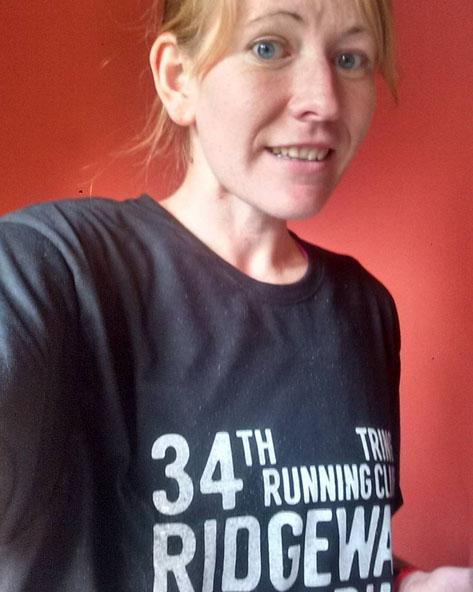 Tring Ridgeway Run t-shirt