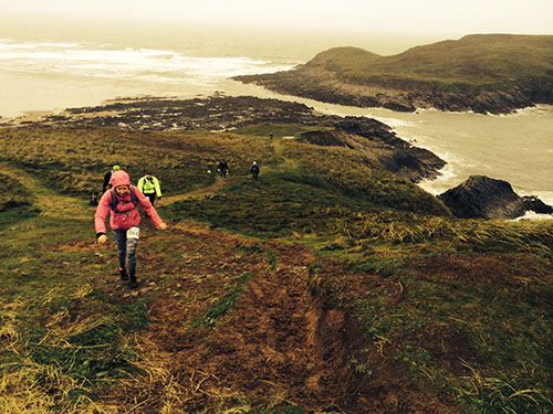 EnduranceLife Gower marathon course
