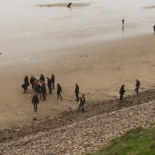 WDAC do Gower beach
