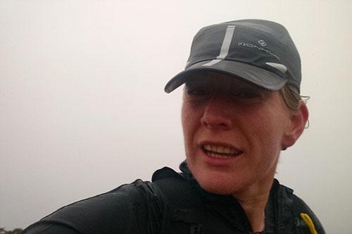 Gower marathon awful weather