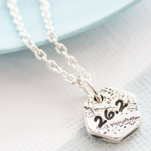 Christmas wish list - 26.2 necklace