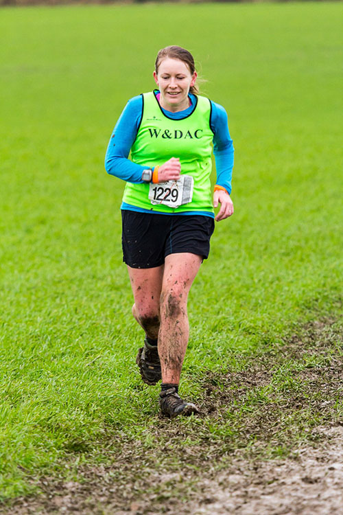 Bedford Harriers XC at Sharnbrook