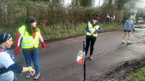 Marshaling at CP2 of the Country to Capital