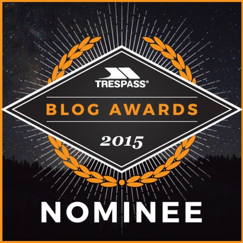 Trespass Blog Awards Nominee