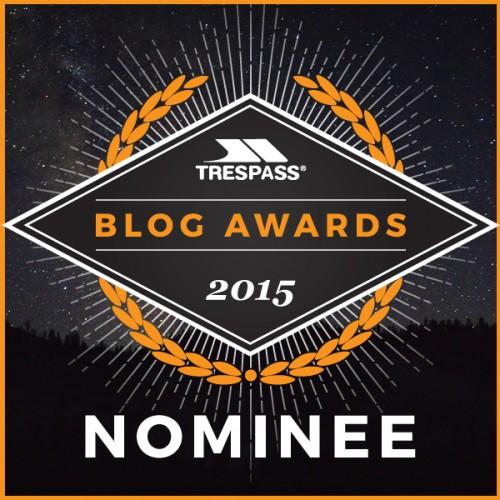 Trespass Blog Awards Nominee