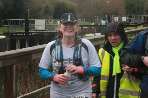 Running the Thames Trot