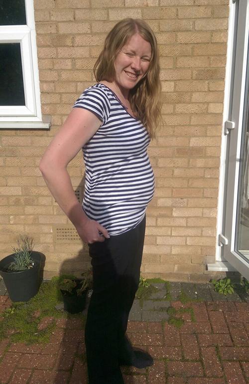 Bump at 20 weeks pregnant